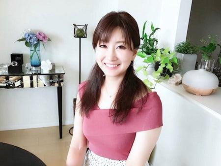 東京リラックセーションアカデミースクールブログ。1日講座受講生荒木さんの写真