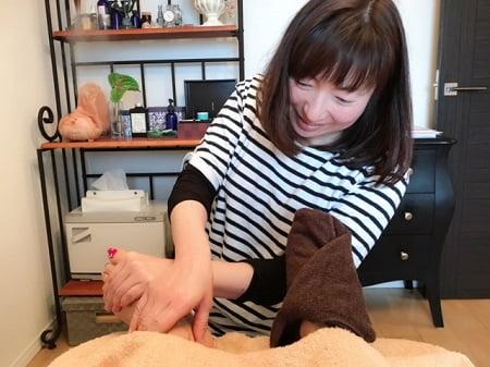 【リフレ】ボディセラピストコース 染井さん