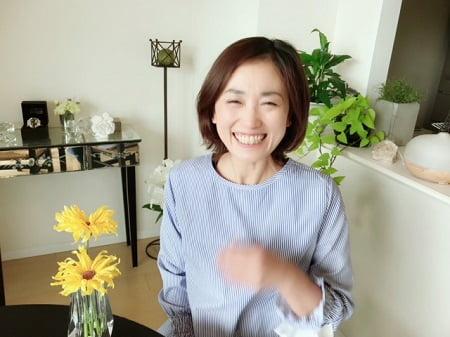 東京リラックセーションアカデミースクールブログ。リンパオイルトリートメントコース卒業生織田さん