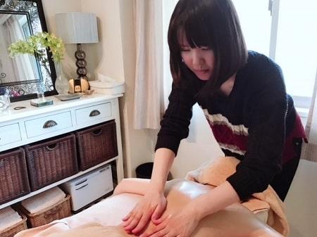 【オイル】ボディセラピストコース 桑名さん