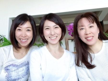 アロマセラピストコース在校生伊藤さんとボディセラピストコース卒業生田舘さん