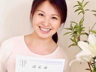 セラピスト養成スクール 東京リラックセーションアカデミーボディセラピストコース卒業生 大西さん
