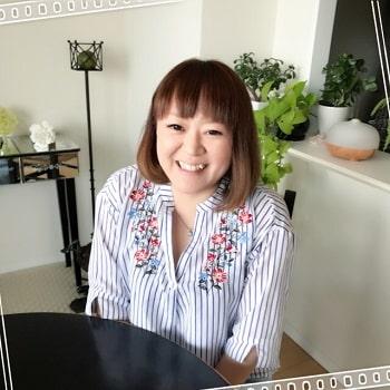 東京リラックセーションアカデミースクールブログ。1日講習受講生若井さんの写真