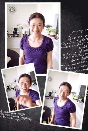 東京リラックセーションアカデミースクールブログ。ヘッドマッサージ講習受講生さんの写真
