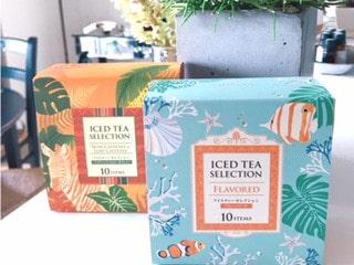 長谷川さんから頂いたルピシアのお茶