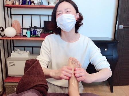 【リフレ】ボディセラピストコース 錦織さん