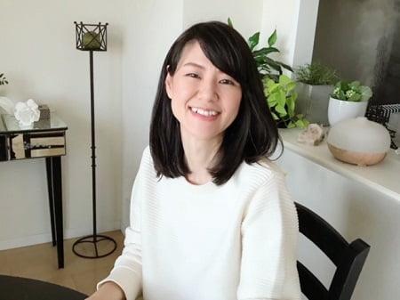 東京リラックセーションアカデミースクールブログ。リンパケアリストコース在校生みどりさんの写真