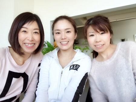 ボディセラピストコース在校生渡邉さんと八巻さん