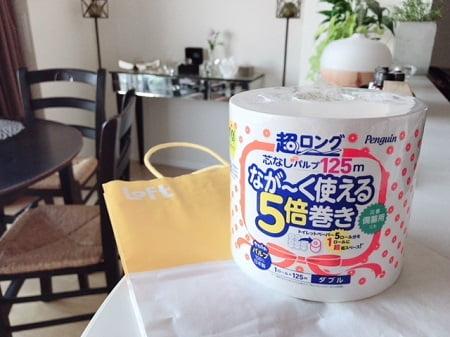 東京リラックセーションアカデミースクールブログ。リンパケアリストコース卒業生関口さんに頂いたプレゼント