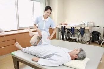 リハビリ施設、理学療法、産婦人科、緩和ケア病棟などの医療現場で活かせるマッサージ講座の案内ページです
