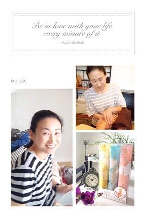 東京リラックセーションアカデミースクールブログ。リフレクソロジーと角質フットケアが習得できるフットセラピストコース卒業生平原さんの写真