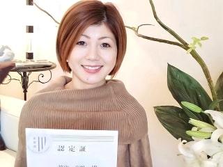 ボディセラピストコース卒業生 竹内さん