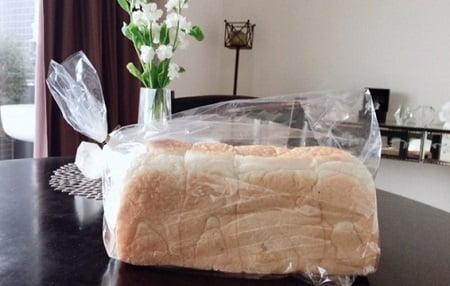 東京リラックセーションアカデミースクールブログ。リンパケアリストコース卒業生安島さんに頂いたパン