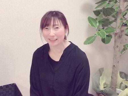 東京リラックセーションアカデミースクールブログ。ボディセラピストコース卒業生染井さんの写真