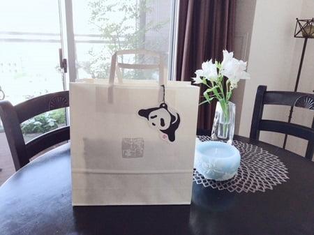 東京リラックセーションアカデミースクールブログ。たね屋の紙袋