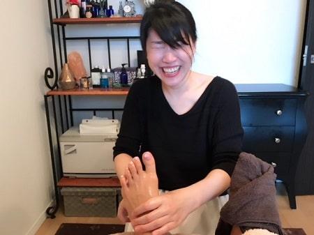 【リフレ】ボディセラピストコース 関口さん