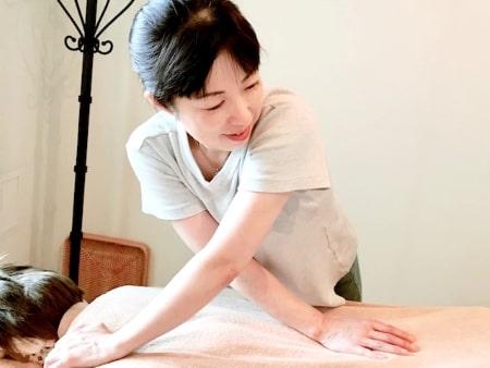 鍼灸院を開業されたボディセラピストコース卒業生稲生さん