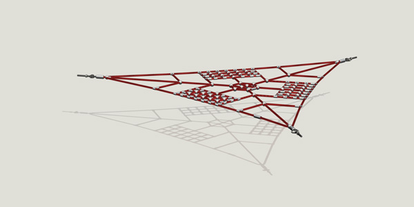 Spinnennetz – spider-web
