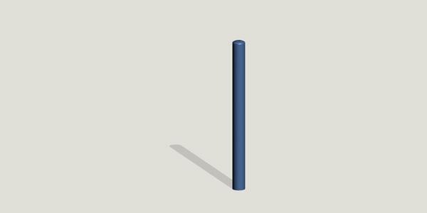 Stützpfosten-groß – support-post-big
