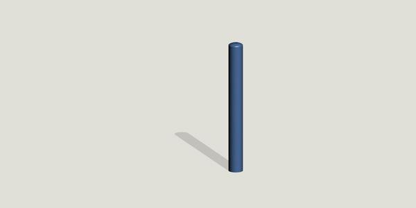 Stützpfosten-klein – support-post-small