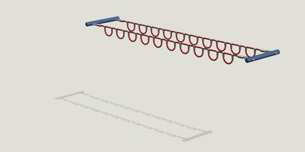 Affenschaukel – monkey-swing