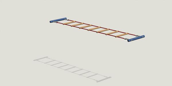 Flohleiter – flea-ladder