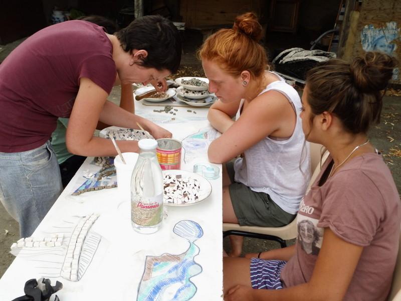 Ateliers mosaïques