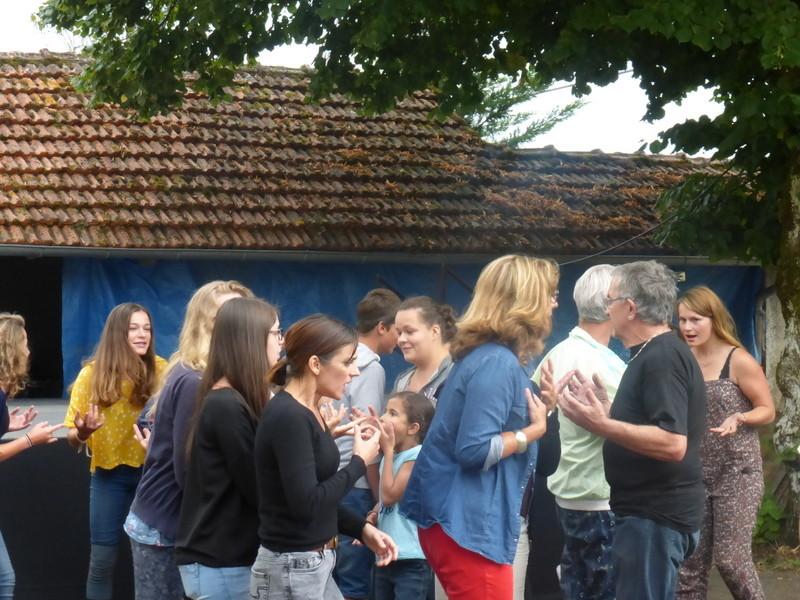 Atelier théâtre - Festival Ségal'art à Prendeignes