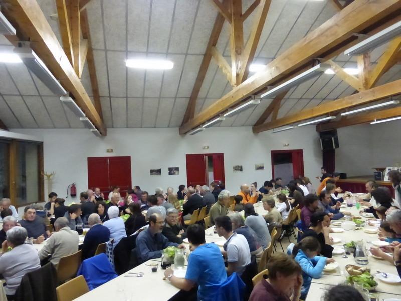 Salle des fêtes de St Perdoux