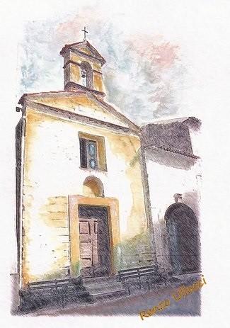 San Pasquale, la Cappella -Foto di Renzo Ullucci-