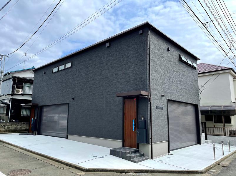 新着情報 武蔵野台地ガレージハウス