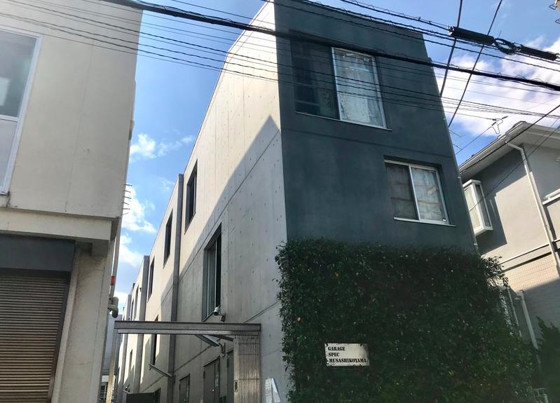 新着情報 武蔵小山商店街のお隣ガレージハウス