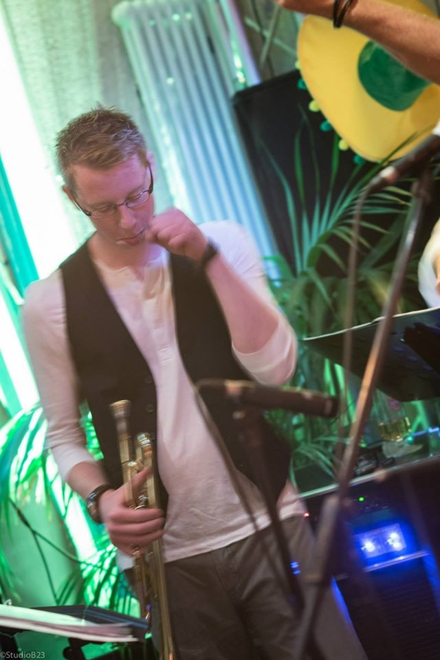 Stefan Jollet - Trumpet