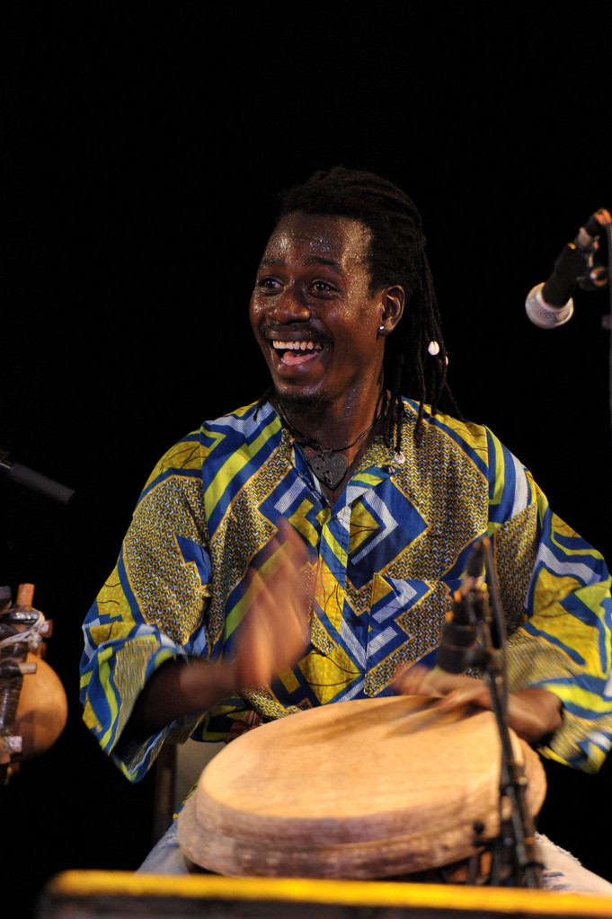 Ibrahim Diarra - Week-end Eclectique Percussions Africaines 25-26 mai