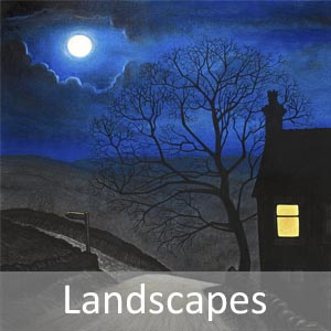 fine art landscape prints of charcoal pastel acrylic oil drawings paintings