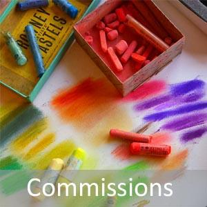 landscape and street scene fine art commissions