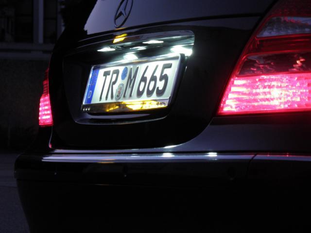 LUCI TARGA LED