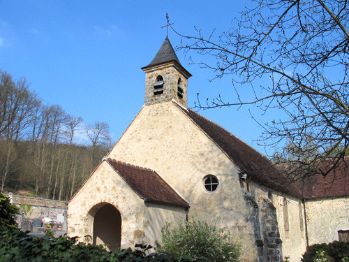 L'église Saint Gilles Saint Férréol