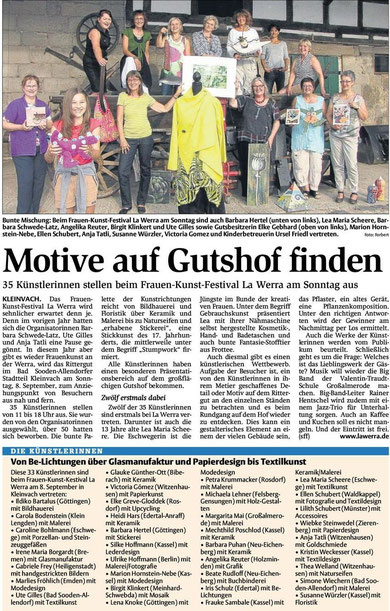 LaWerra Pressebericht