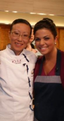 Kim Sohyi & Eleonora