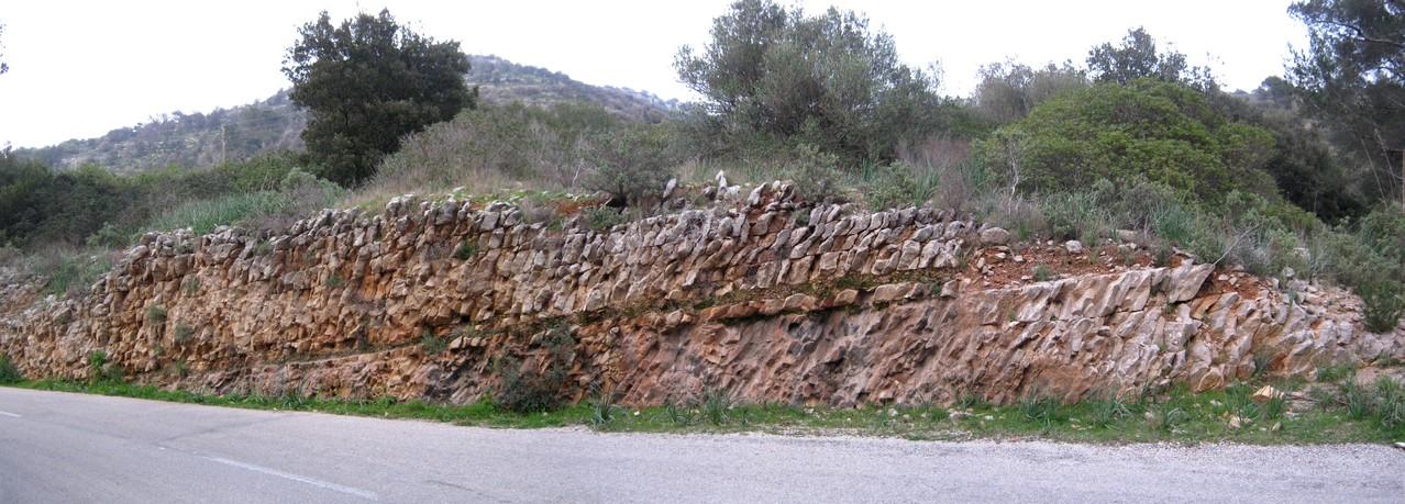 Calcarenites de Randa