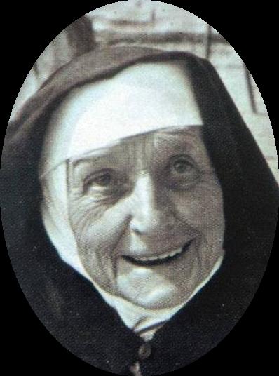 Historische Filmaufnahmen von Sr. Hedwigis Eckert aus Waldsassen
