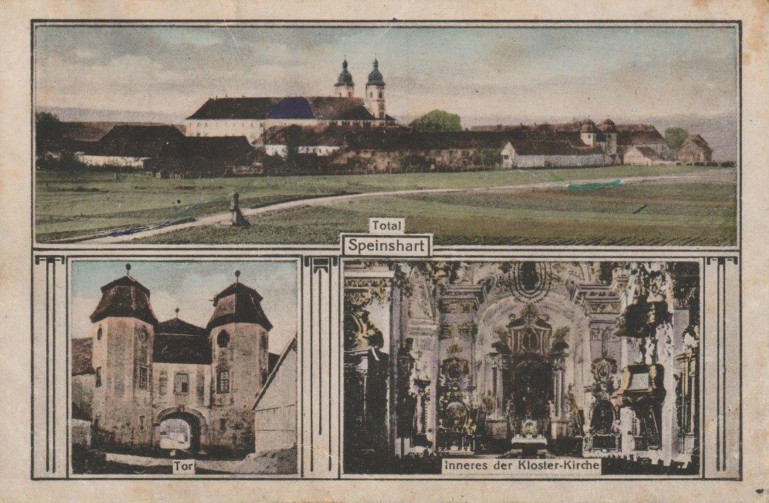 100 Jahre Wiederbegründung des Prämonstratenserklosters Speinshart