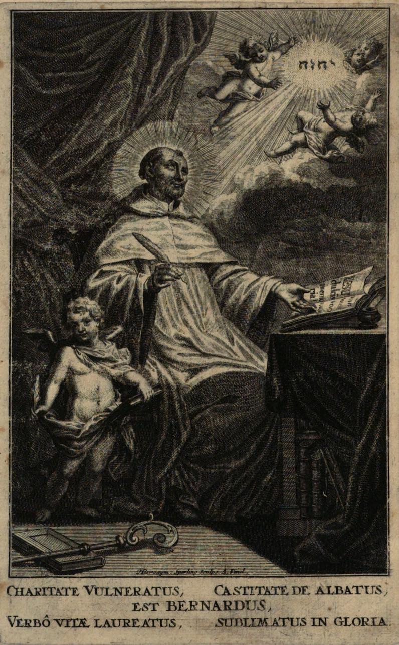 20. August: Fest des hl. Bernhard von Clairvaux