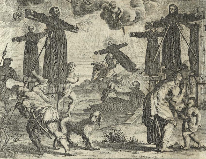 Shōgune und Martyrer auf der Amberger Jesuitenbühne