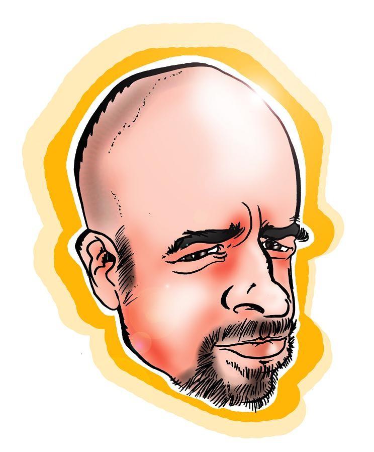 Caricatura de cara, a todo color por tan sólo 10€