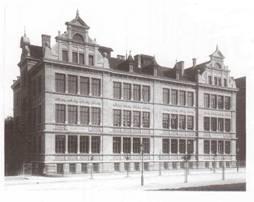 1902 - Einweihung