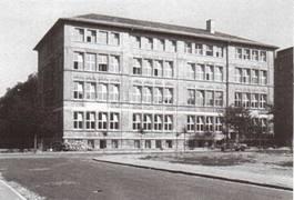 1949 - Wiederaufbau