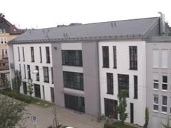 2007 - Fertigstellung des Schülerhauses