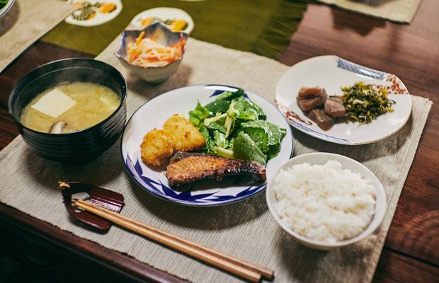 お食事(昼食)の一例